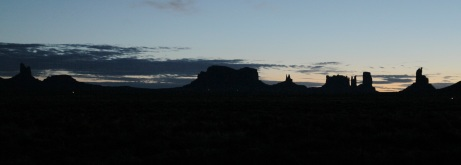 Monument Valley Early Morning